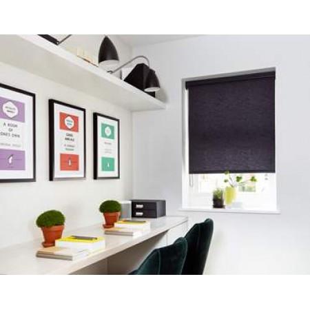 Arundel Charcoal Roller Window Blind