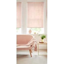 Peyton Blush - Roller Window Blinds