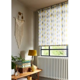 Ribbon Daffodil - Roller Window Blinds
