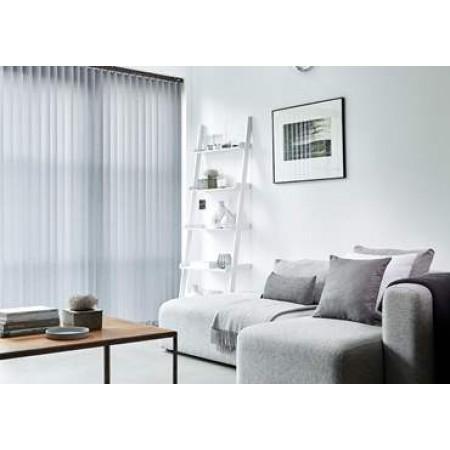 Blenheim Grey - Vertical Blinds