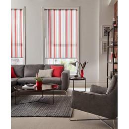 CeCe Crimson Roller Window Blinds