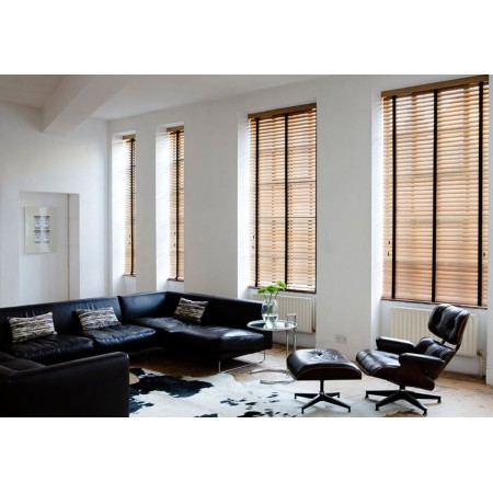 Tawny - Wooden Venetian Window Blinds