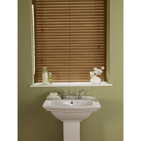 Oakwood - Wooden Window Blinds
