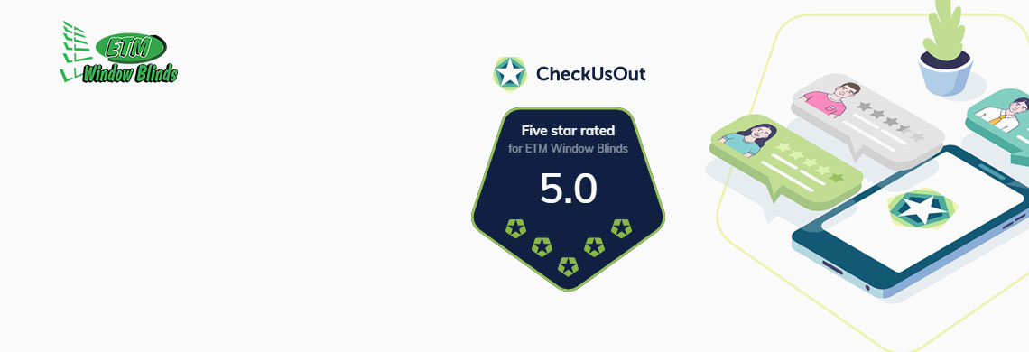 View Our Reviews on 'Check Us Out'